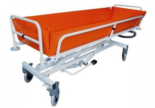 Wózek transportowo kąpielowy dla ratownictwa (wózek do kąpieli)