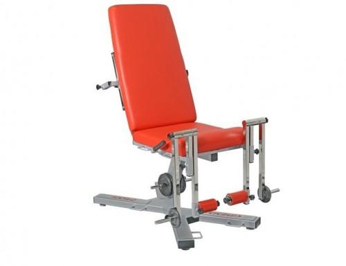 Fotele do ćwiczeń oporowych